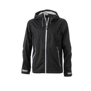 Herren Softshell-Jacke James (+) Nicholson Men´s Outdoor Jacket