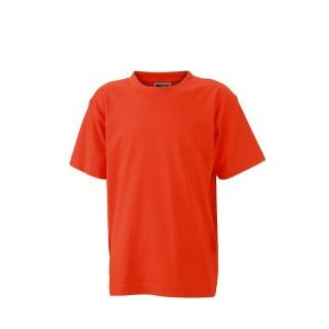 Kinder-T-Shirt James (+)  Nicholson Basic-T