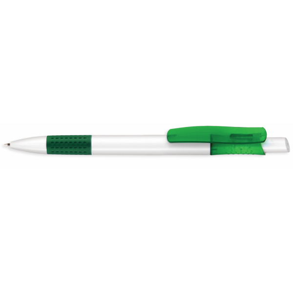 Kunststoff-Kugelschreiber - Tibi rubber